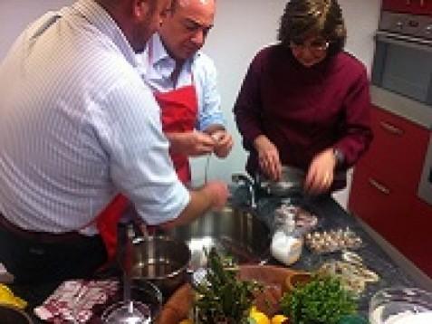 Clases de cocina madrid las recetas de todo la vida a tu - Curso de cocina madrid gratis ...