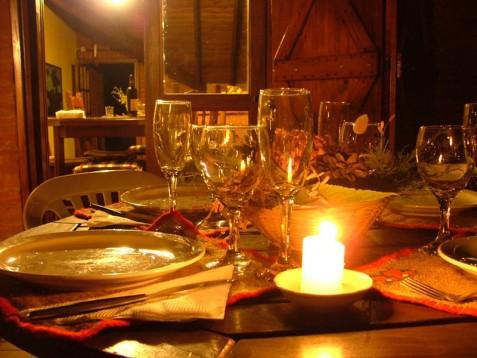 Cena rom ntica para dos vitoria 36 meses para elegir - Cena romantica in casa ...