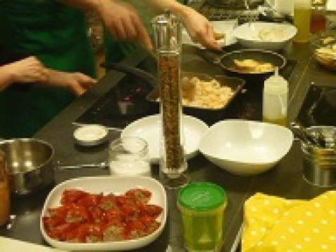 Clases de cocina madrid las recetas de todo la vida a tu for Cursos de cocina madrid