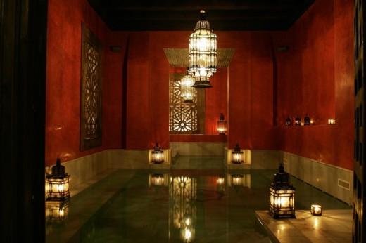 Resultado de imagen de baños arabes sevilla